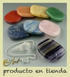 kit de 9 Piedras de los 7 Chakras para terapia