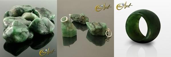 piedra preciosa esmeralda