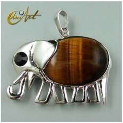 amuletos de la suerte elefante