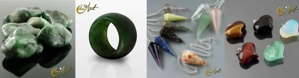 Minerales Esmeralda y Fluorita